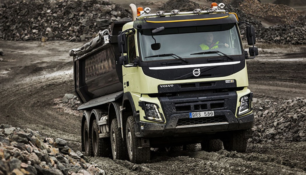 Nueva transmisión I-SHIFT de Volvo Trucks