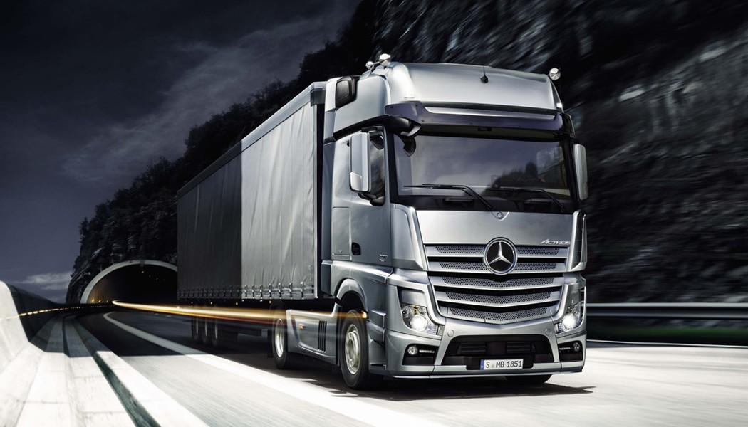 El nuevo Actros Loader de Mercedes: Magnífico