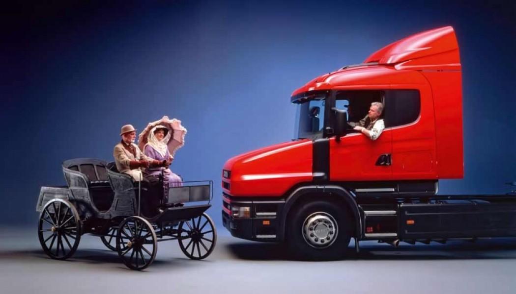 125 Aniversario de Scania