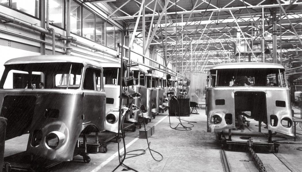 DAF: 50 años de producción en Bélgica