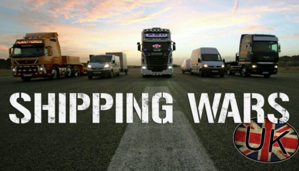 El nuevo canal BE MAD se estrena con el programa SHIPPING WARS UK