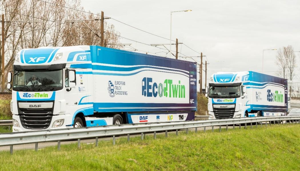 European Truck Platooning Challenge 2016
