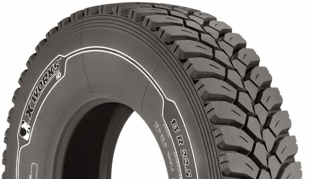 Neumáticos XWorks de Michelin