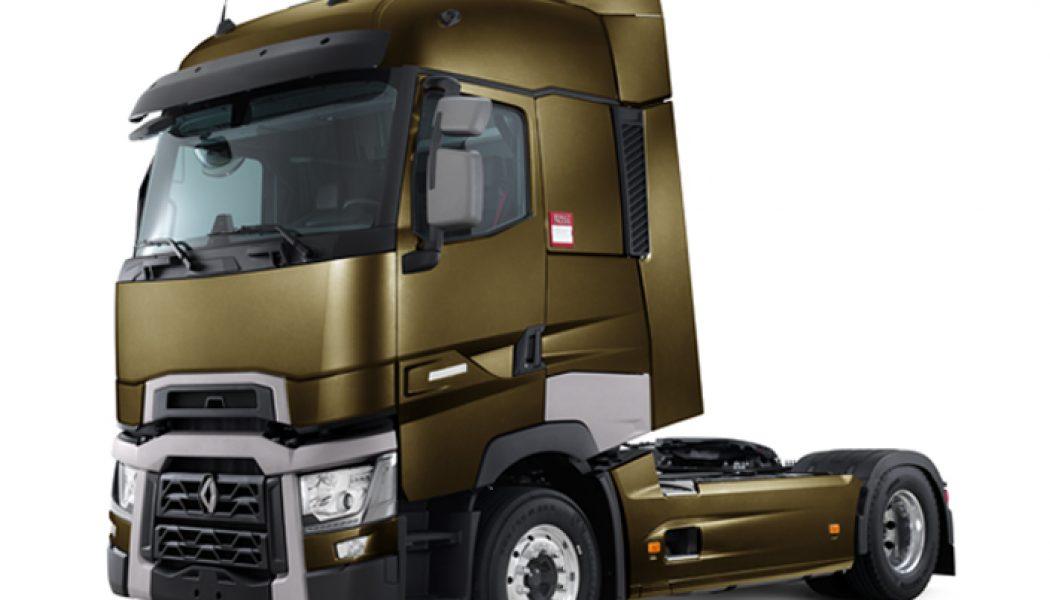 las optimizaciones inteligentes del renault trucks t sobre camiones. Black Bedroom Furniture Sets. Home Design Ideas