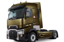 Las optimizaciones inteligentes del Renault Trucks T