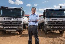 Recorriendo África con Mercedes Trucks