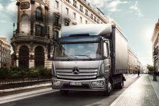 El nuevo Mercedes Atego