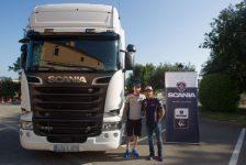 Marc Márquez escoge a Scania para su Motorhome