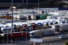 Desarticulada una banda que robaba camiones para enviarlos a Siria