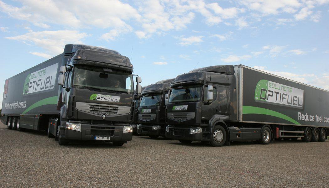 Renault Trucks apostando por la conducción optimizada
