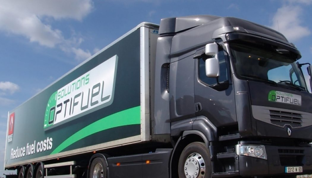 Optifuel Solutions de Renault Trucks