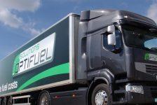 Fase española del Optifuel Challenge de Renault Trucks