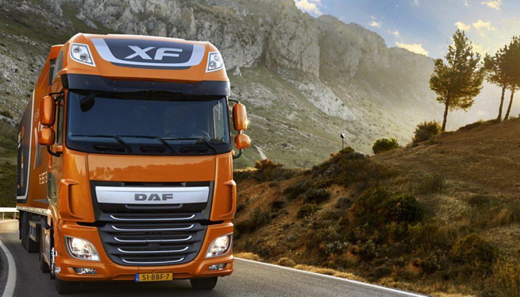 Configura tu DAF Euro 6