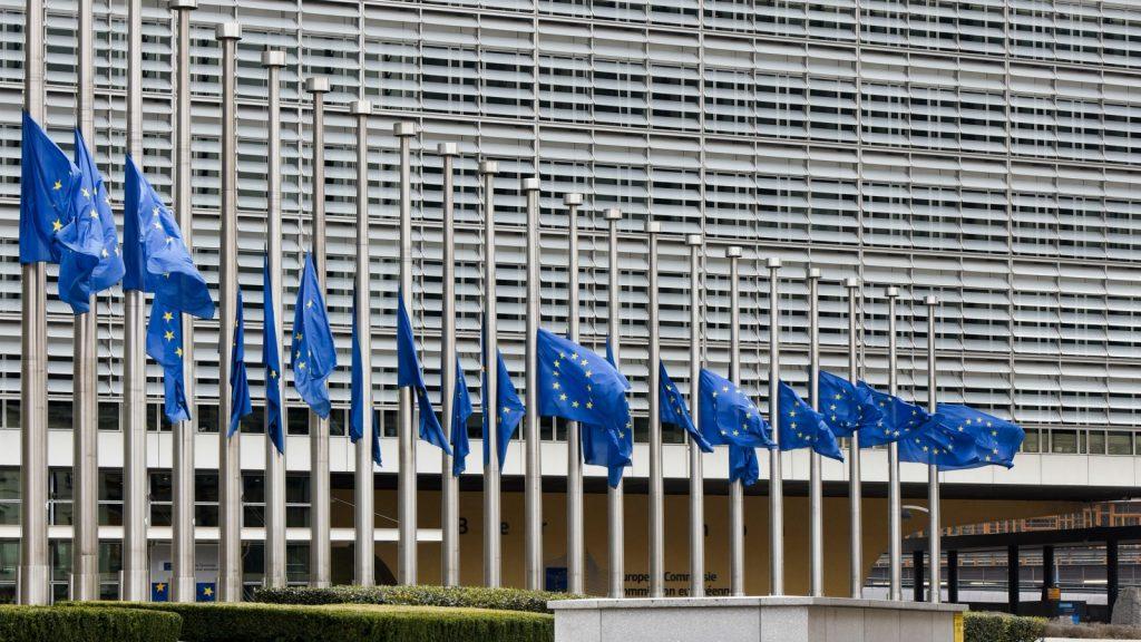 EU-flags-at-half-mast