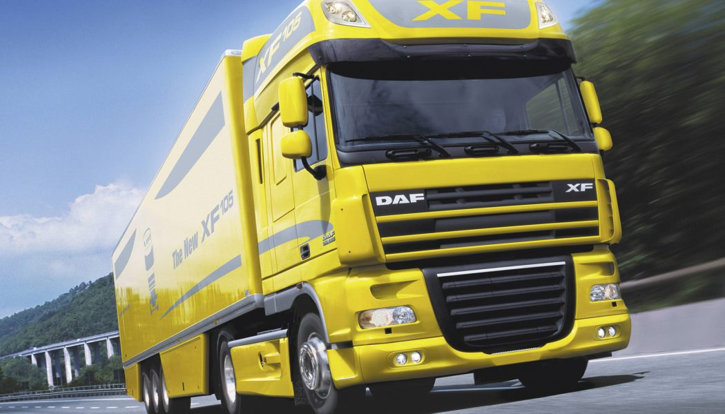 "Premiado el DAF XF ""Fleet truck of the year"""