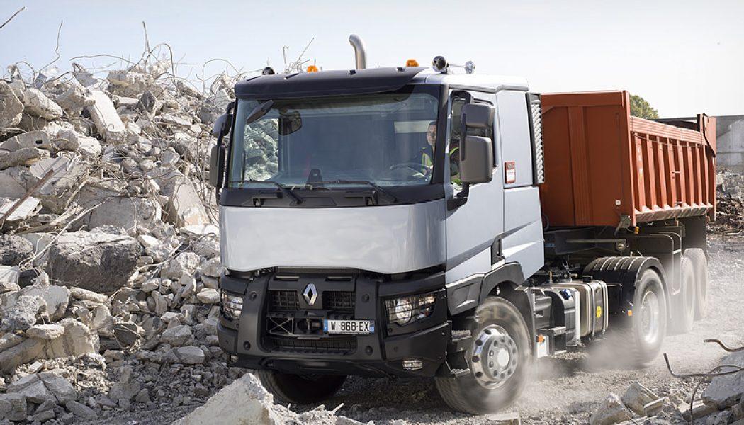 Renault Trucks y su servicio oficial