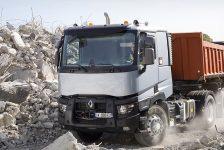 Novedades de Renault Trucks con Optitrack en el Salón Intermat