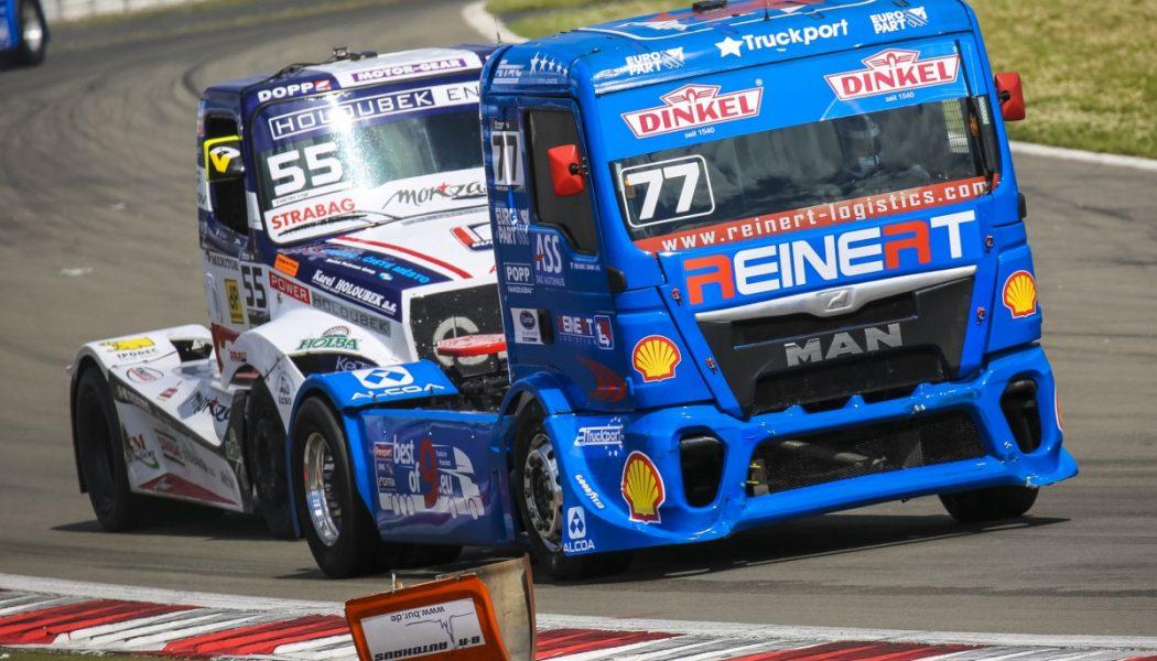Victoria para Lacko en Nürburgring