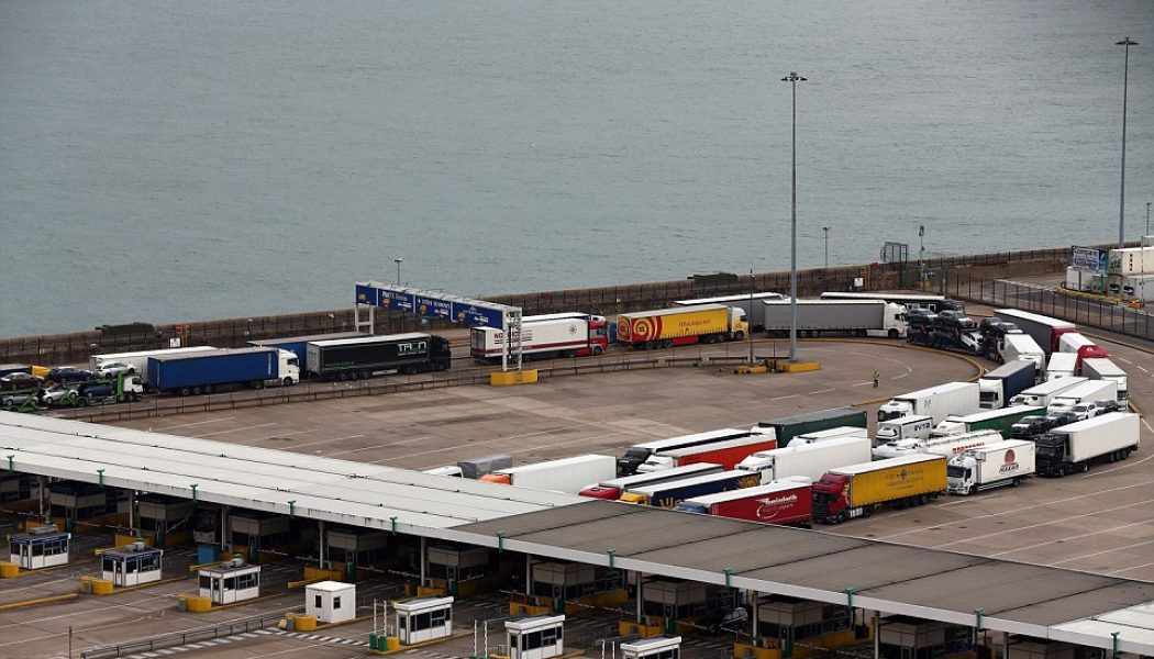 Incidentes en Calais
