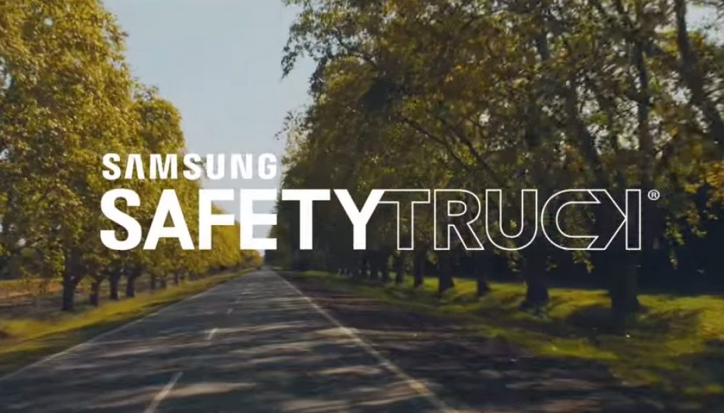 Revolucionaria idea de Samsung en Argentina
