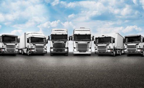 Desciende un 5,3% la matriculación de camiones