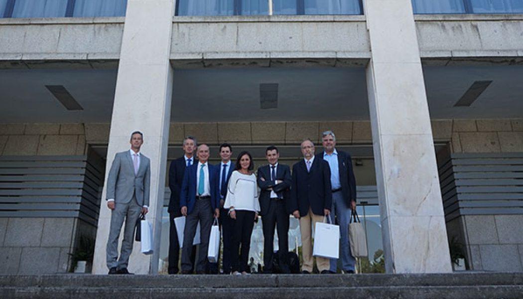 La Comisión Ejecutiva de ATUC se reúne en instalaciones de Iveco Bus