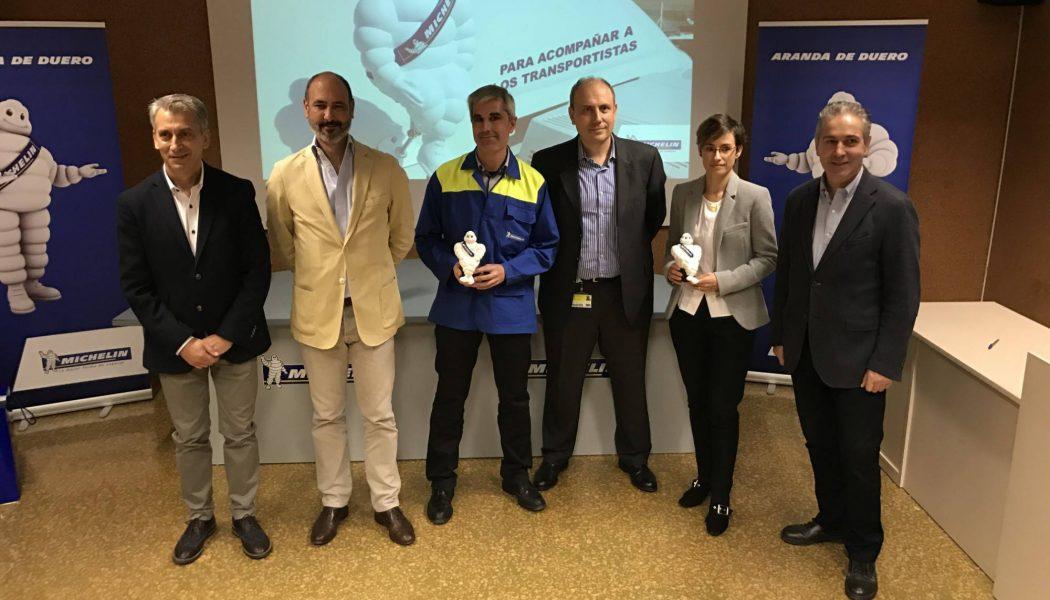 Michelin y su innovadora fábrica de Aranda de Duero