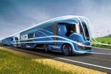 Iveco Z Truck. Camión futurista de Impacto Cero