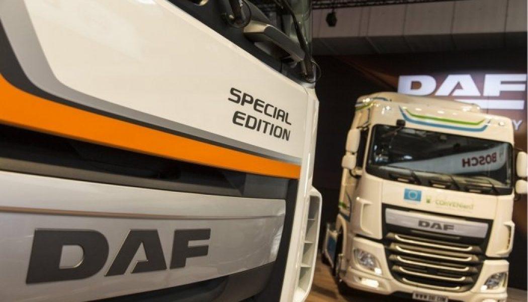 DAF Trucks en la IAA 2016 de Hannover