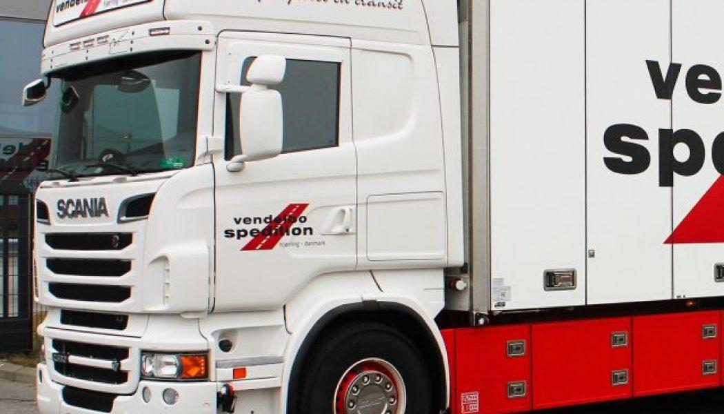 Ecolution de Scania