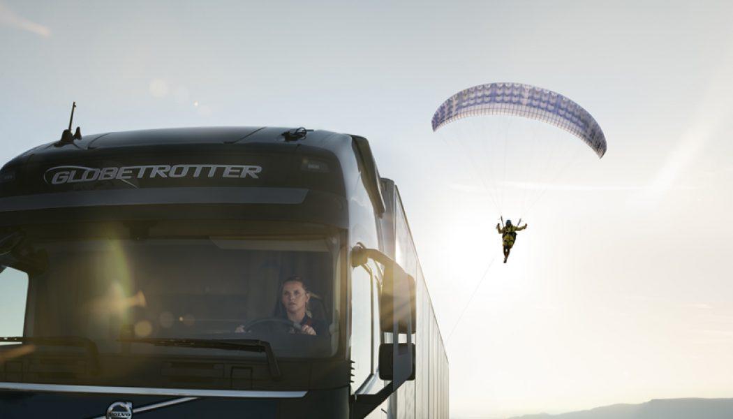 Volando con Volvo