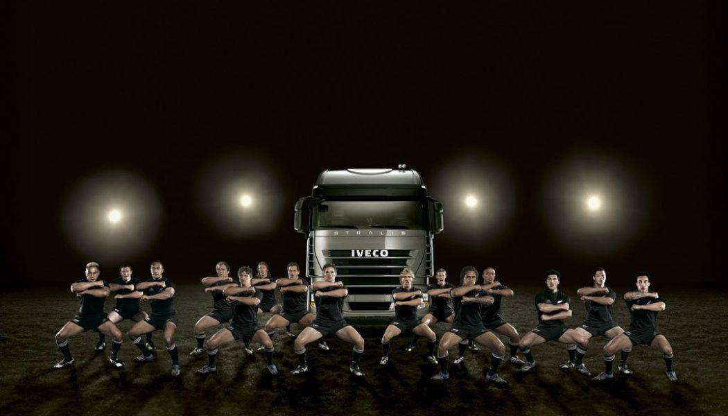 Iveco y los All Blacks