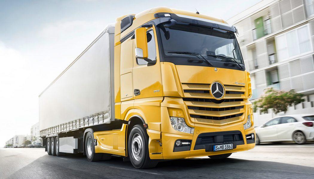 Mercedes: Seguridad eficiente