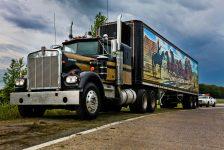 Camiones de cine