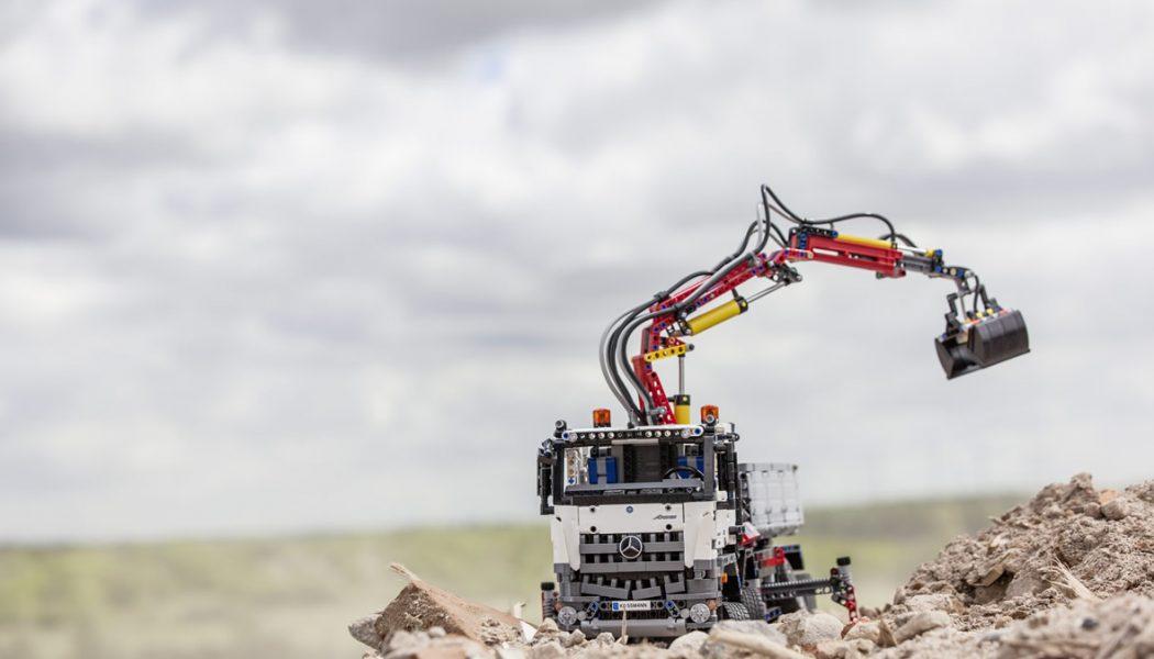 El LEGO que habrías querido tener