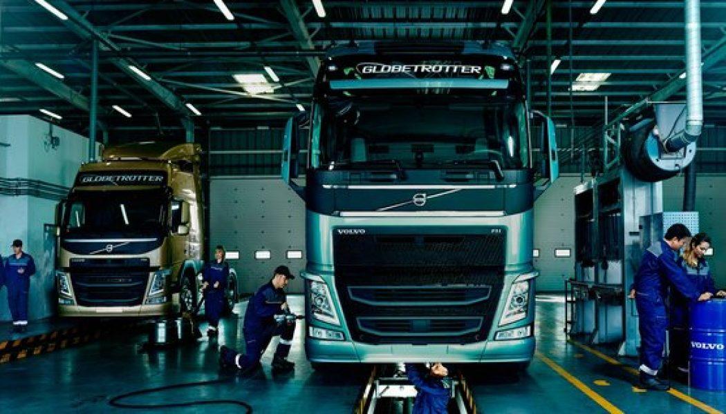 Contrato Azul y Contrato Oro de Volvo