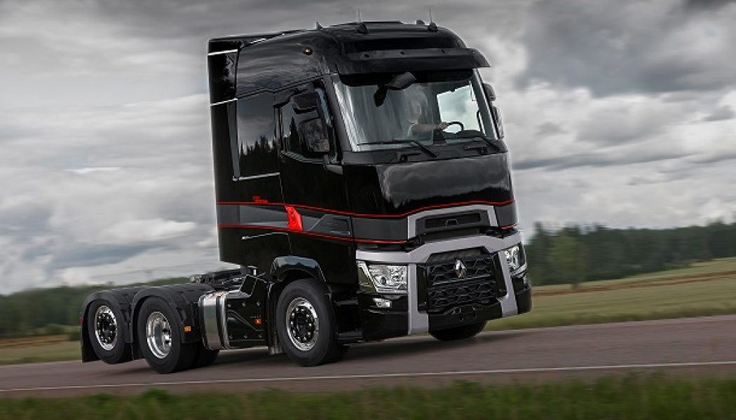 Renault Trucks: T High Edition
