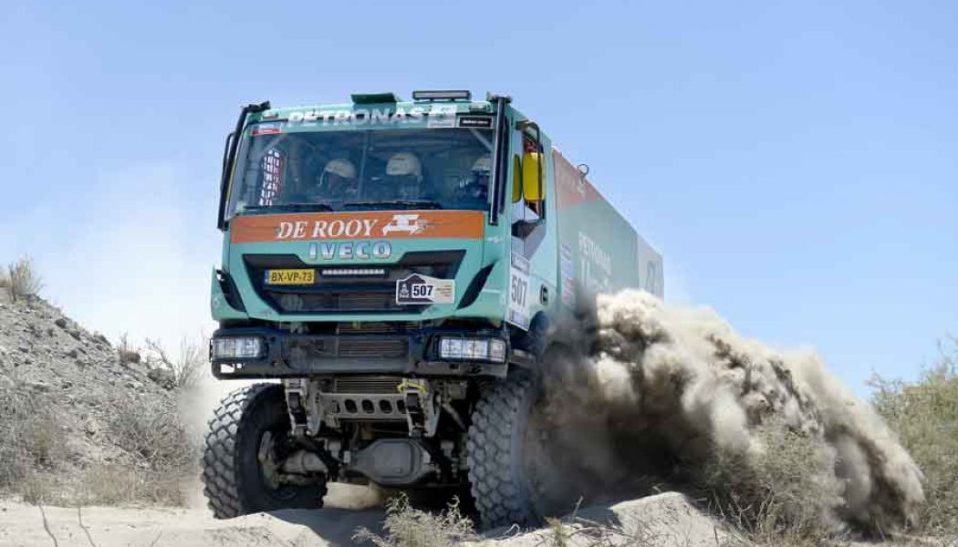 Dakar Trucks 2017