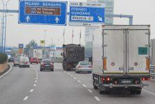 Restricciones de circulación para camiones en Italia