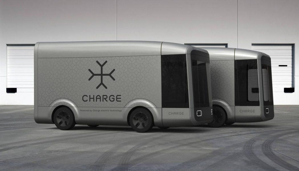CHARGE: Innovación en camiones eléctricos