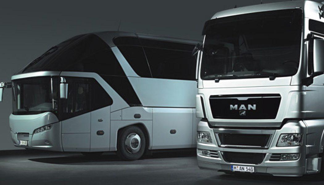 MAN inaugura un Truck&Bus Service en Antas
