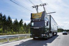 Autopistas eléctricas en Suecia y Alemania