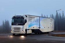 Motor híbrido de Volvo Trucks, para largas distancias