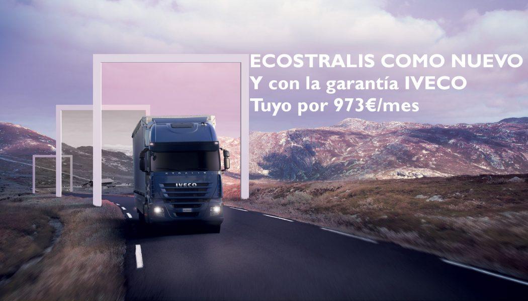 Camiones Iveco usados con OK Trucks