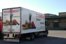 Sin restricciones para el transporte de frutas y verduras
