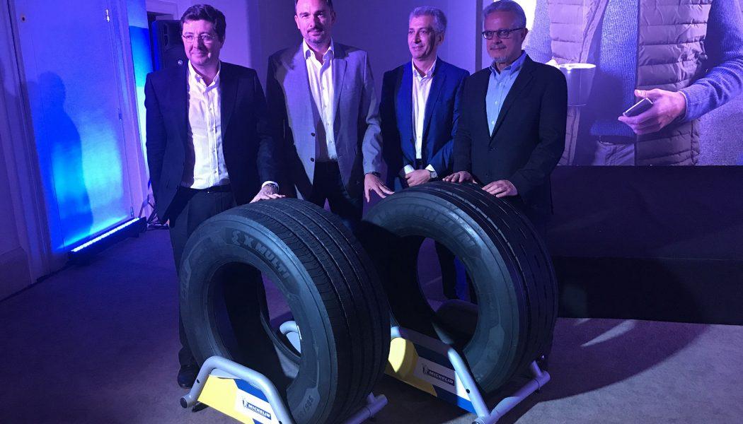 Presentación de los nuevos Michelin X-Multi