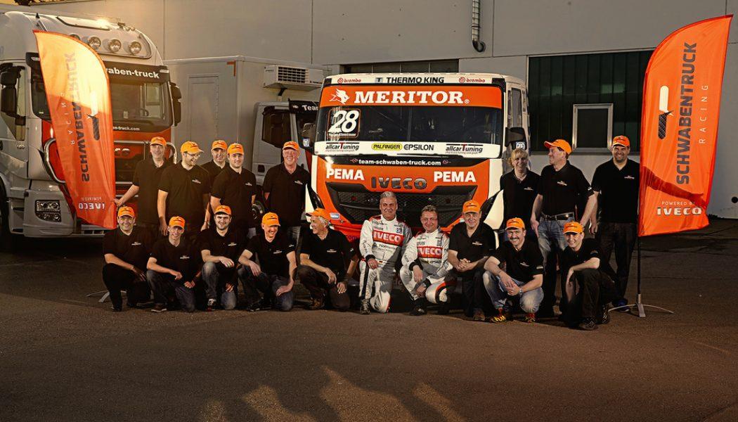 IVECO patrocina a dos equipos de la FIA ETRC