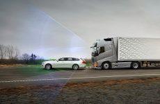 Sistemas de seguridad inteligentes de Volvo Trucks