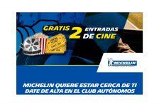 Al cine con el Club Autónomos de Michelin