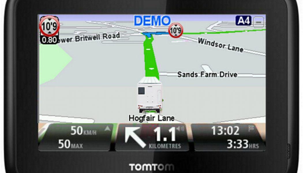 TomTom Go Professional para camiones